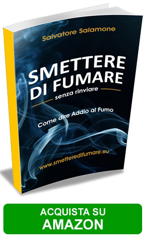 Libro Smettere di Fumare senza rinviare
